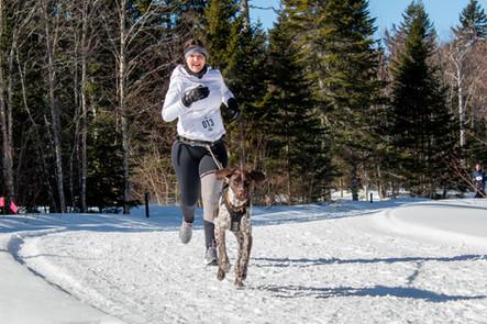 Canicross Fun Run