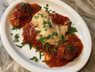 """National Lasagna Day Celebration"" Cooking Segment  on ABC7"