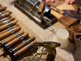 "A Look Back at our October 21, 2019 ""Cigars, Sips and Sustenance Cigar Dinner""."