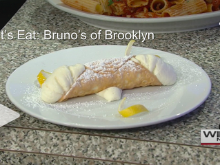 Cal Bruno of Bruno's of Brooklyn on WINK CBS News!