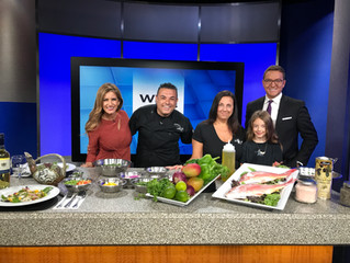 The Bruno's on WINK showcasing Costa Rican Cuisine