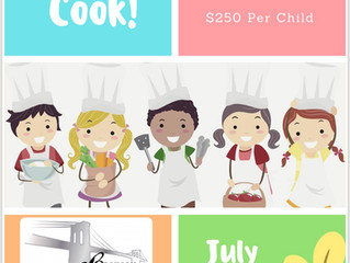 Let's Cook Kids!!!