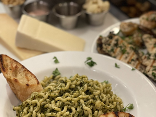 """Pazzo for Pesto!!!.....Watch """"Cooking with Cal"""" on ABC7"""