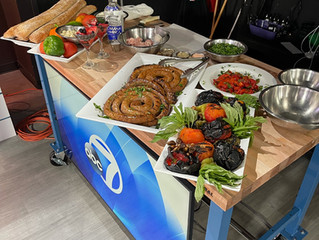 """Back to Business!!! Watch """"Cooking with Cal"""" on ABC7"""