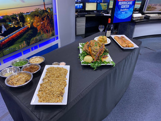 The Bruno's Arborio Rice Thanksgiving Turkey Stuffing Live on ABC7
