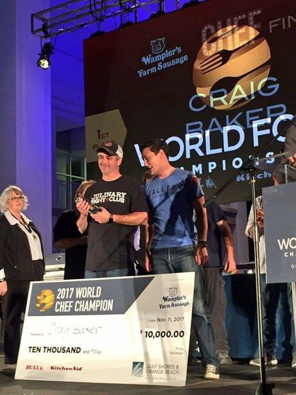 World Food Championships 2018