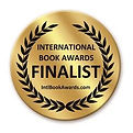 International Book Awards Finalist (gold