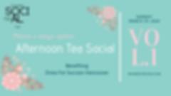 V2Afternoon Tea Social image  March 29_
