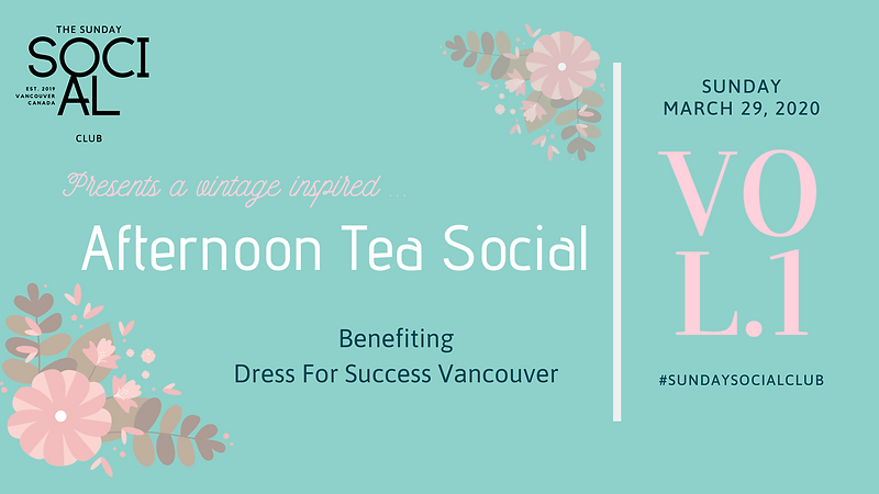 V2Afternoon Tea Social image  March 29_