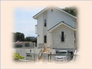 百合丘の家、、、、完成!2013.6.30