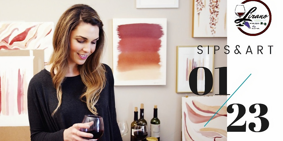 Sips with Elysia Myers!
