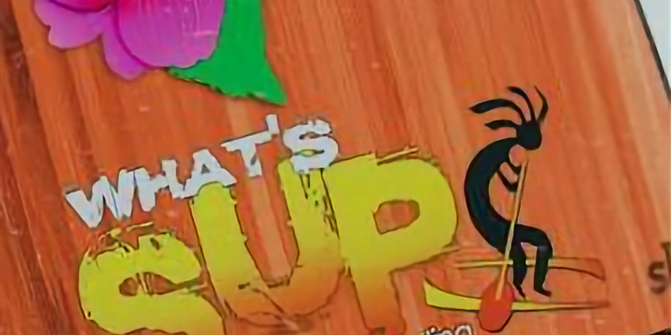 What's SUP - Paddleboarding & Sips | Fort Collins