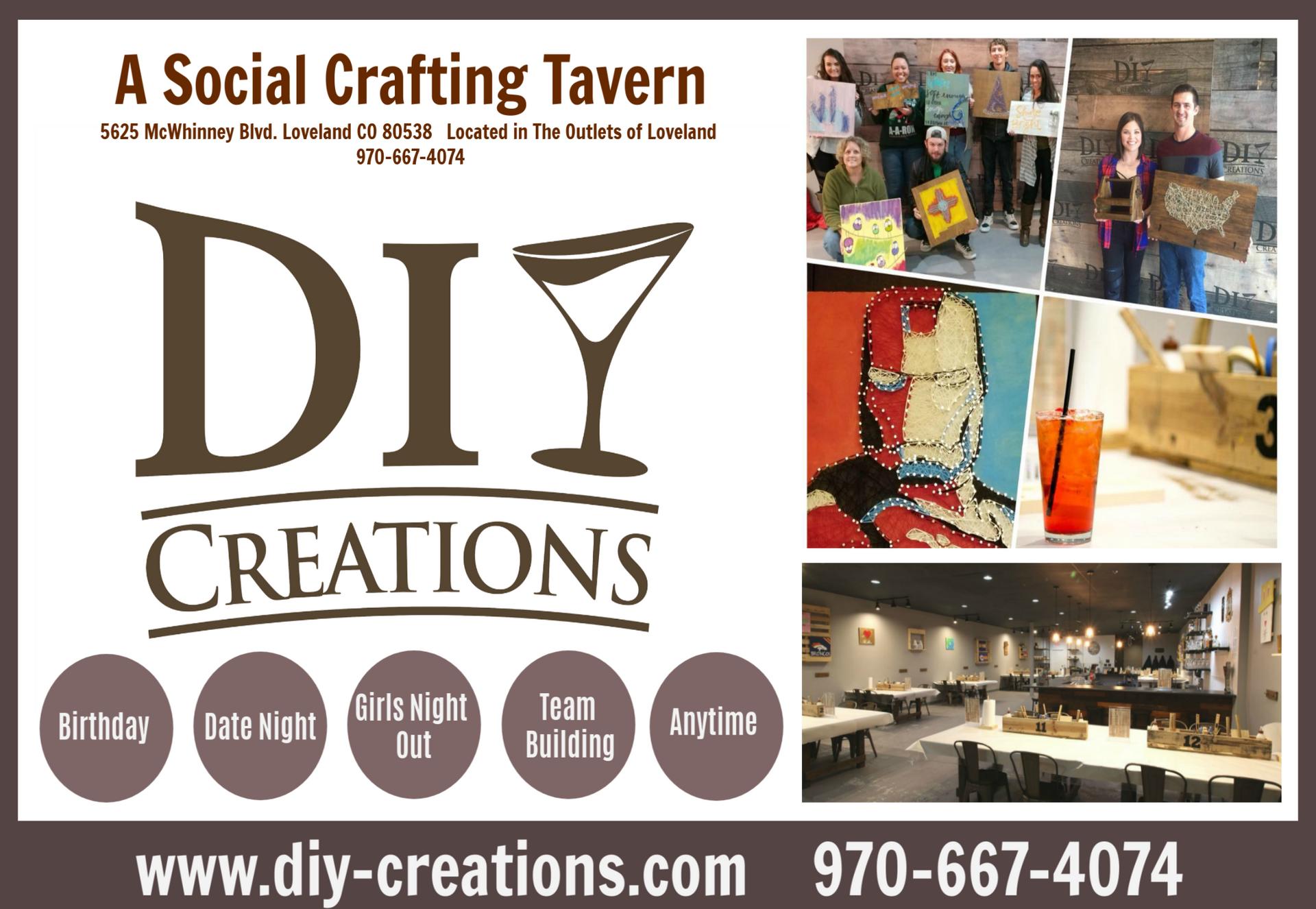 CO - DIY Creations