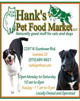 CO - Hank's Pet Food Market