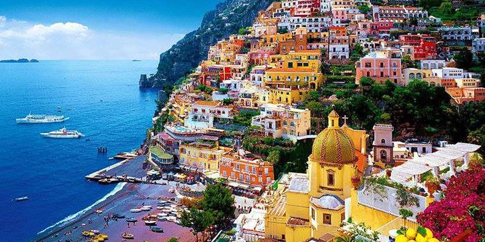 Amalfi Coast 2018