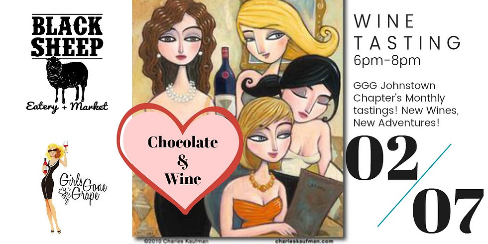 Monthly Sips with the Gals - Johnstown