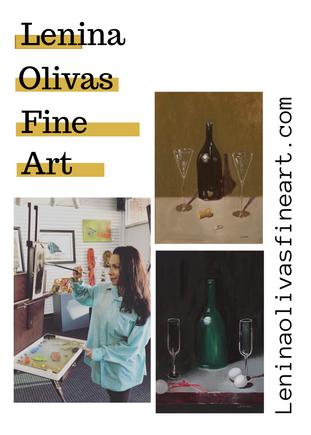 Lenina Olivas Fine Art