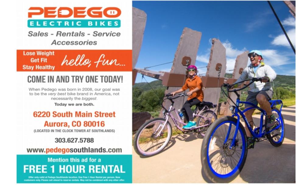 CO - Pedego Bikes