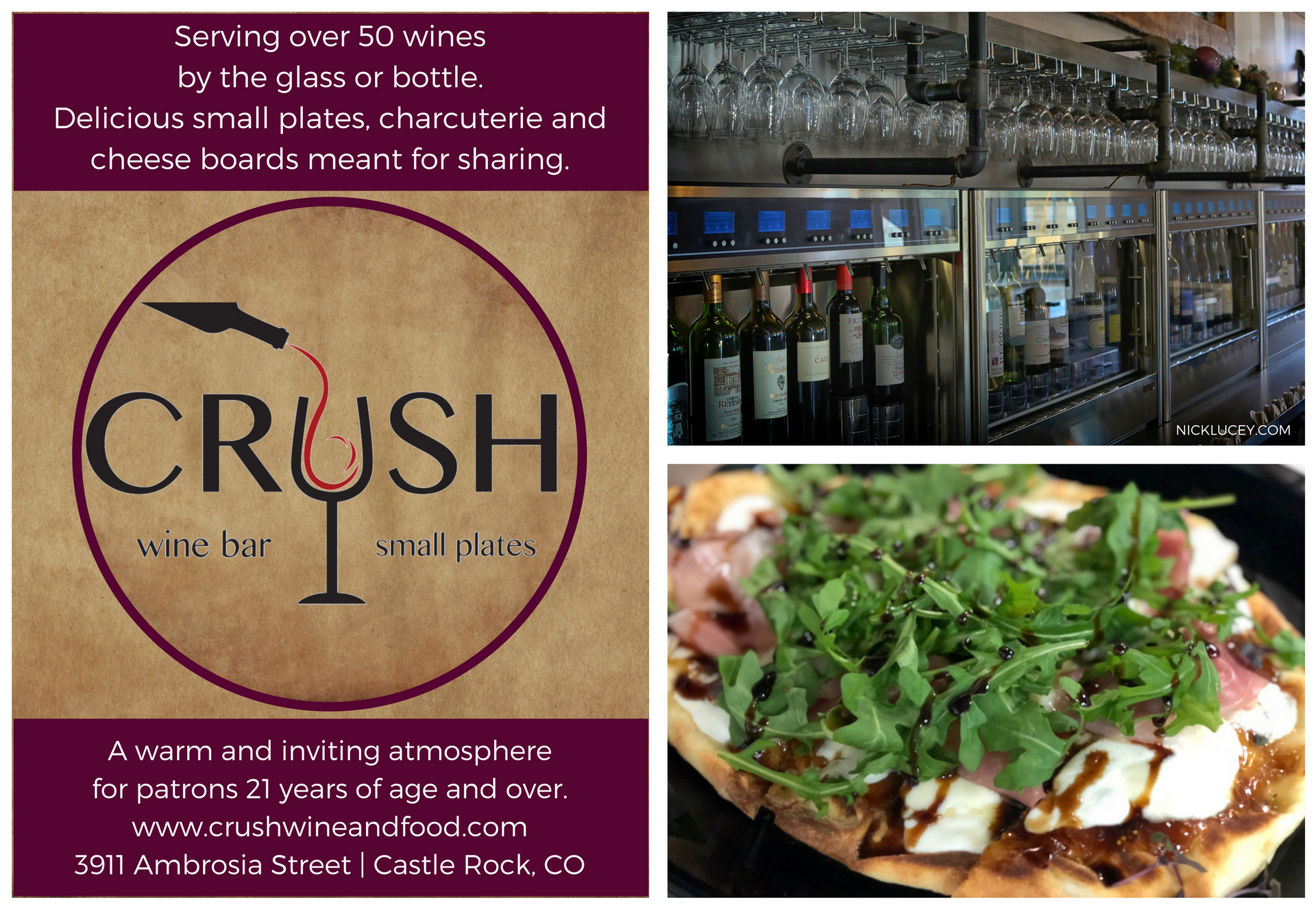 CO- Crush WIne Bar & Small Plates