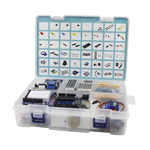 Most Complete Starter Kit for Arduino UNO R3 Mega2560 Nano
