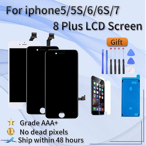 iPhone 5 5S 6G 6S 7 8 Plus, Iphone 7G 7Plus 8G 8Plus LCD Screen Digitizer
