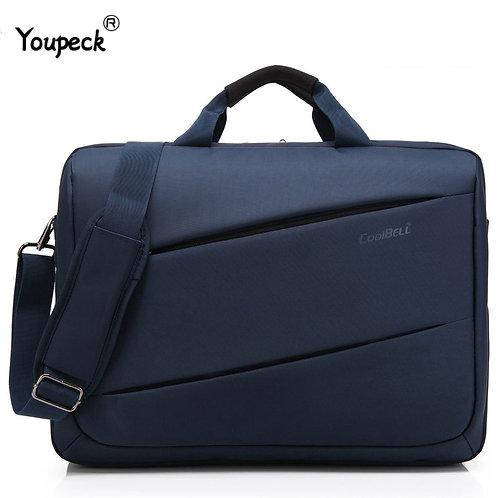 Fashion Laptop BagMacbook Pro 15 Waterproof Backpack Laptop Briefcase Business