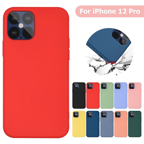 iPhone 12 Pro Max 12 Case New Luxury Soft Case for iPhone 12