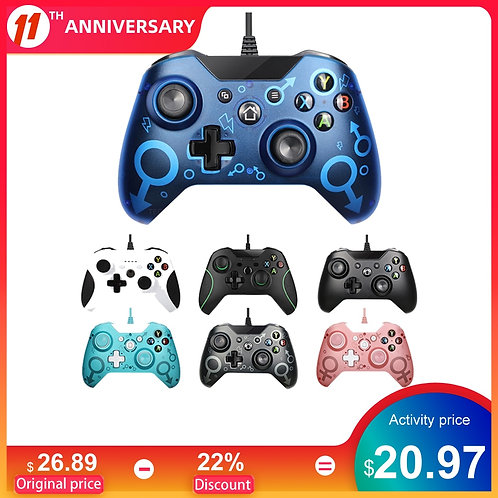 USB Wired Controller Controle  for Microsoft Xbox One Gamepad Controller