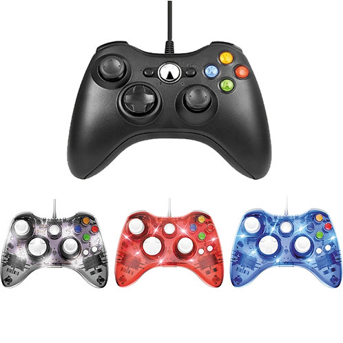 USB Wired Gamepad for Xbox 360 Controller Joystick for PC