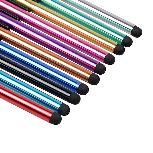 3Pcs/Set Capacitive Touchscreen Stylus Pen for iPhone iPad Huawei Smart Phone