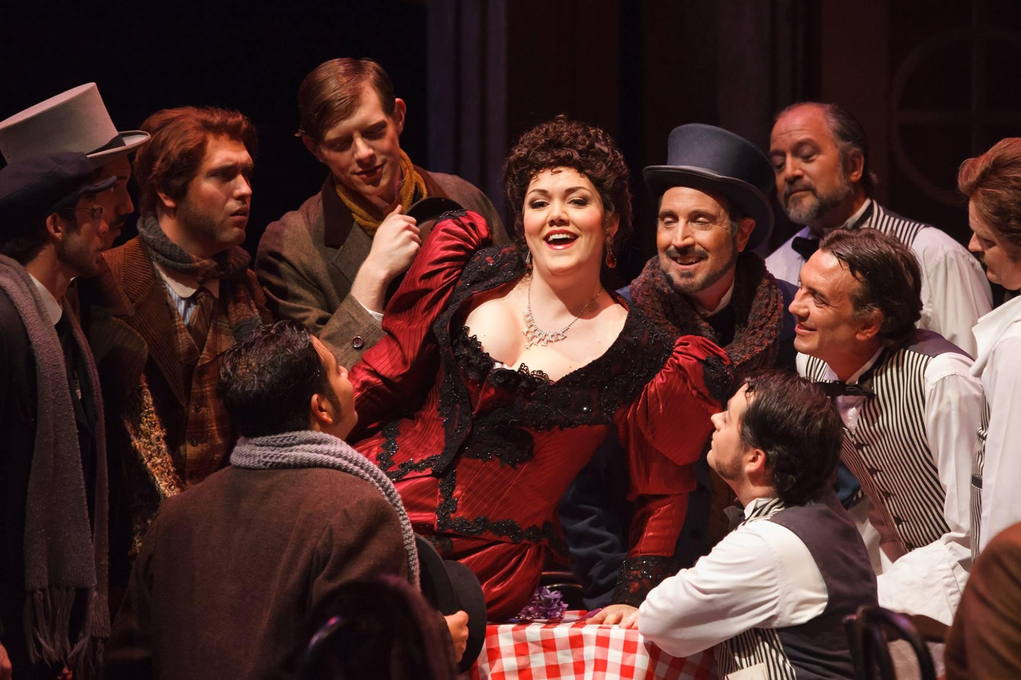 Tulsa Opera - Boheme