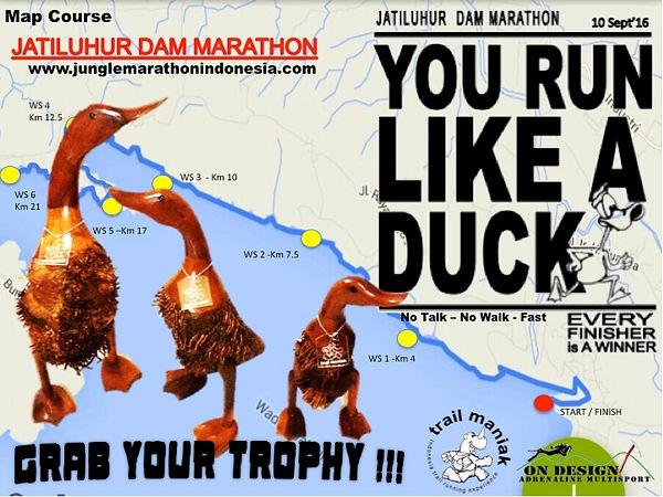 Jatiluhur Dam Marathon