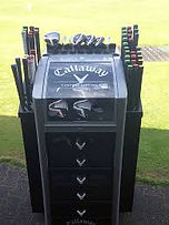callaway fitting cart golfschule mark roughsedge