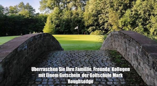 gutschein for mark roughsedge golf schule in bremen