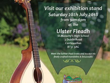 Siveen Mandolin Expo @ Ulster Fleadh