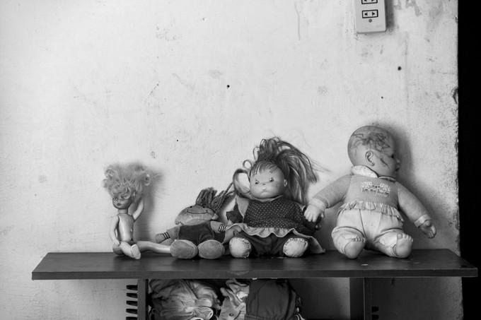 Bonecas pelo caminho - parte 1