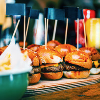 Mini Hamburgers