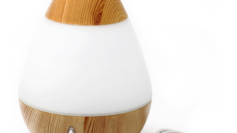 Teardrop Aroma Atomiser - USB - LED Colours