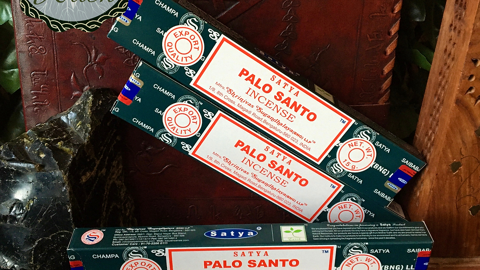 Palo Santo - Satya Incense 15gm