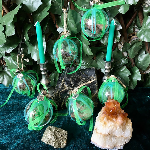 Abundance - Witches Balls - 6cm