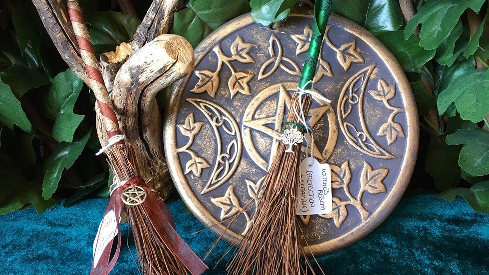 Medium Altar Besoms - Handmade