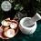 Thumbnail: Medium Grey Marble Pestle & Mortar - 8x10cm