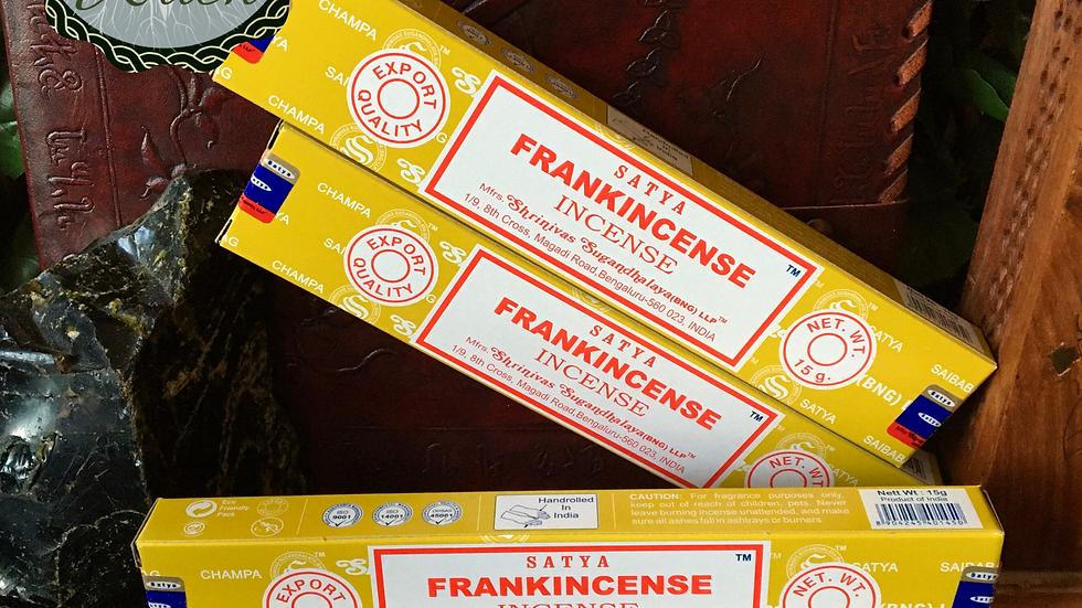 Frankincense - Satya Incense 15gm