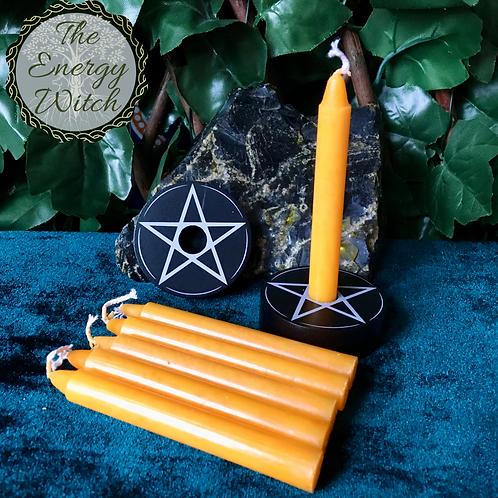 Orange Spell Candles