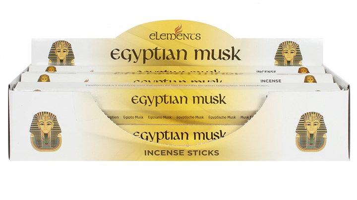 Egyptian Musk Elements Incense Sticks