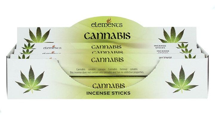 Cannabis Elements Incense Sticks