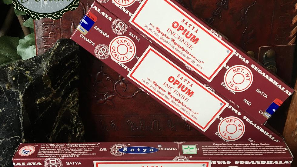 Opium - Satya Incense 15gm