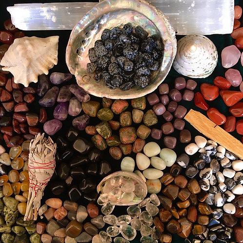 Bronzite - Tumbled Stones