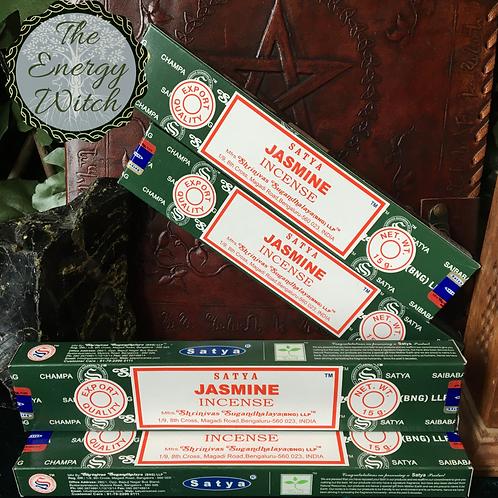 Jasmine - Satya Incense 15gm