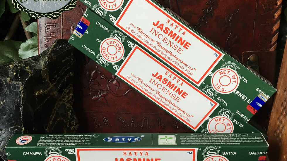 Jasmine - Satya Incense 15gm